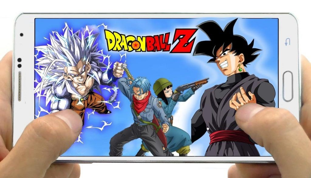 Top 5 Juegos Gratuitos De Dragon Ball Para Android 2018 Opentecno