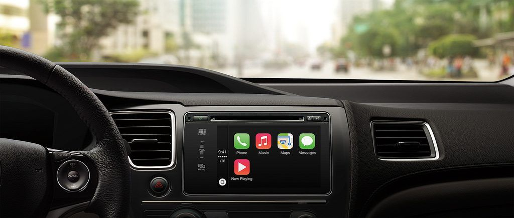Funciones Apple Car Play
