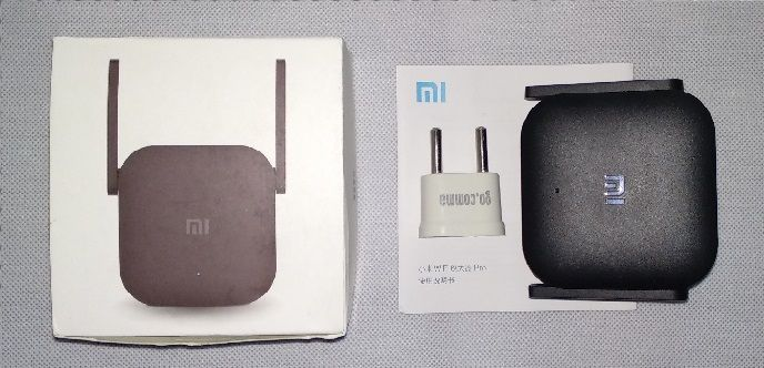 Unboxing del Xiaomi Mi WiFi Amplifier Pro